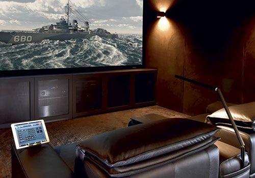 Signature Cinema Design - At Home